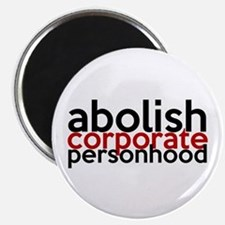 Abolish Corporate Personhood Magnet