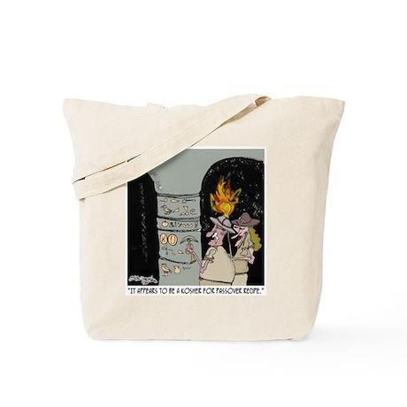 Passover Recipe in Hieroglyphics Tote Bag