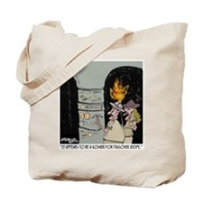 Passover Recipe in Hieroglyphics Tote Bag
