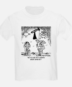 Pictograph of an Oil Well T-Shirt