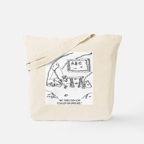 Fossilized Gum Tote Bag