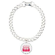Pink Stadium Bracelet