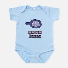 Vintage MMM Bacon Infant Bodysuit