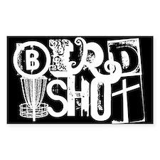 Unique Birdshot Decal