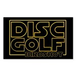 Sticker - Jedi Disc Golf