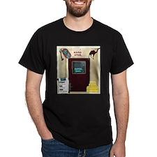 Gutter Hotel - Black T-Shirt