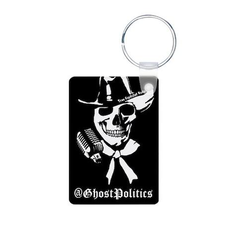 @GhostPolitics Aluminum Photo Keychain