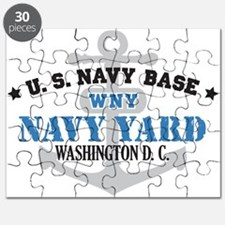 US Navy Yard Base Puzzle