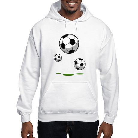 Soccer (7) Hooded Sweatshirt