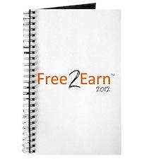 Free 2 Earn 2012 logo Journal