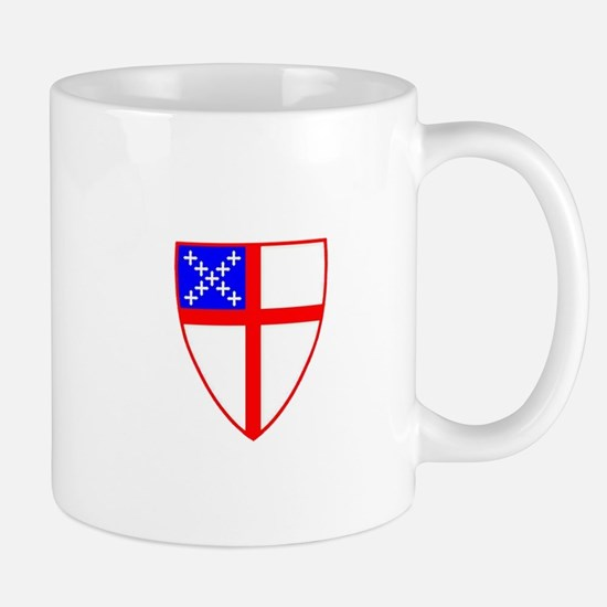 Episcopal Shield Mug