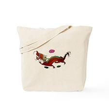 Chinese Dragon II Tote Bag