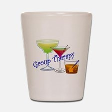 Group Therapy 2 Shot Glass