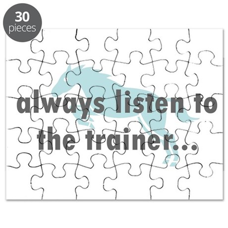 Always Listen to the Trainer Puzzle
