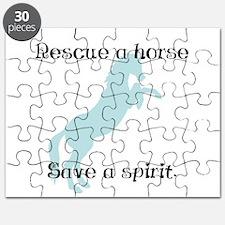 Rescue a horse... Puzzle