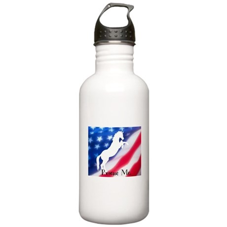 rescue me Stainless Water Bottle 1.0L