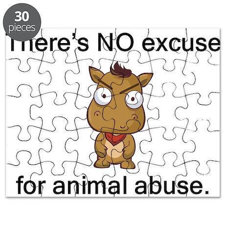 No Excuse Puzzle