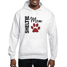 Sheltie Mom 2 Hoodie