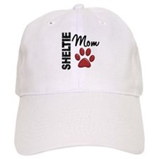Sheltie Mom 2 Baseball Cap