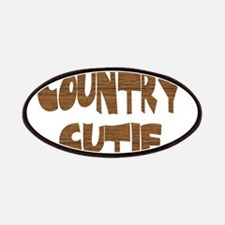 country cutie Patches