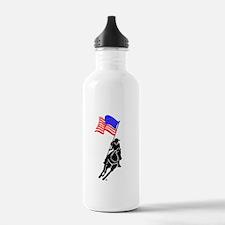 Flag Rider Water Bottle