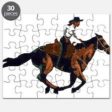 Gallop Girl Puzzle