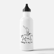Vaulting Water Bottle