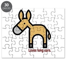 Loves Long Ears Puzzle