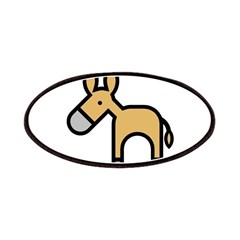 Donkeys and Mules Patches