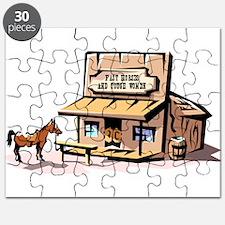 Cute Ride mare Puzzle