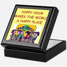 happy hour Keepsake Box