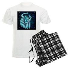 Harvest Moon's Crystal Dragon Pajamas