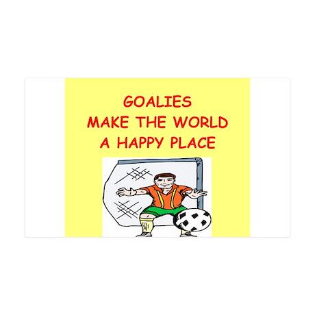 goalies 38.5 x 24.5 Wall Peel