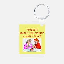 yiddish Keychains