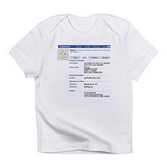 Babybook Infant T-Shirt