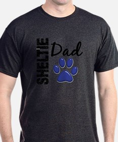 Sheltie Dad 2 T-Shirt