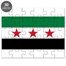 pre-1963 Flag of Syria Puzzle