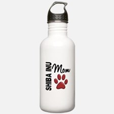 Shiba Inu Mom 2 Water Bottle