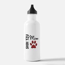 Shih Tzu Mom 2 Water Bottle
