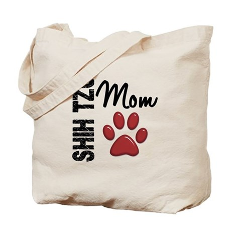 Shih Tzu Mom 2 Tote Bag