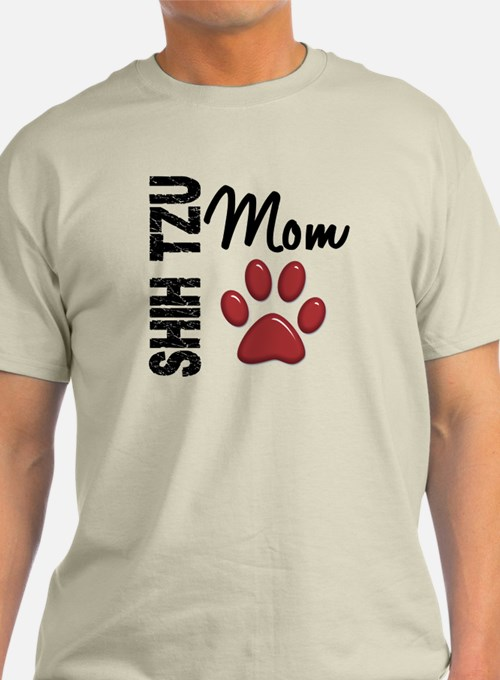 Shih Tzu Mom 2 T-Shirt