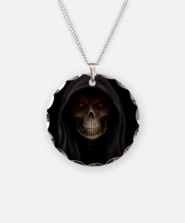 Grim Reaper, Necklace