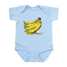 Banana Infant Bodysuit