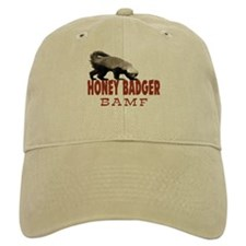 Honey Badger BAMF Baseball Cap