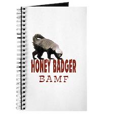 Honey Badger BAMF Journal