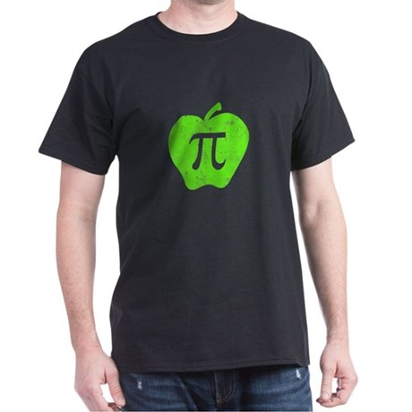 Apple Pi Dark T-Shirt