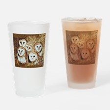 Cute Animals wild Drinking Glass