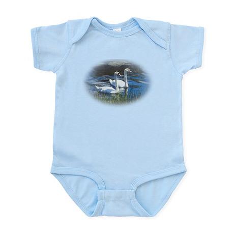 swans Infant Bodysuit