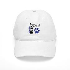 Siberian Husky Dad 2 Baseball Cap