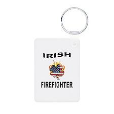 Irish USA Pride Keychains